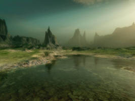Dark Waters by HorseLips