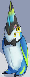 Dapper boy by Chickenly