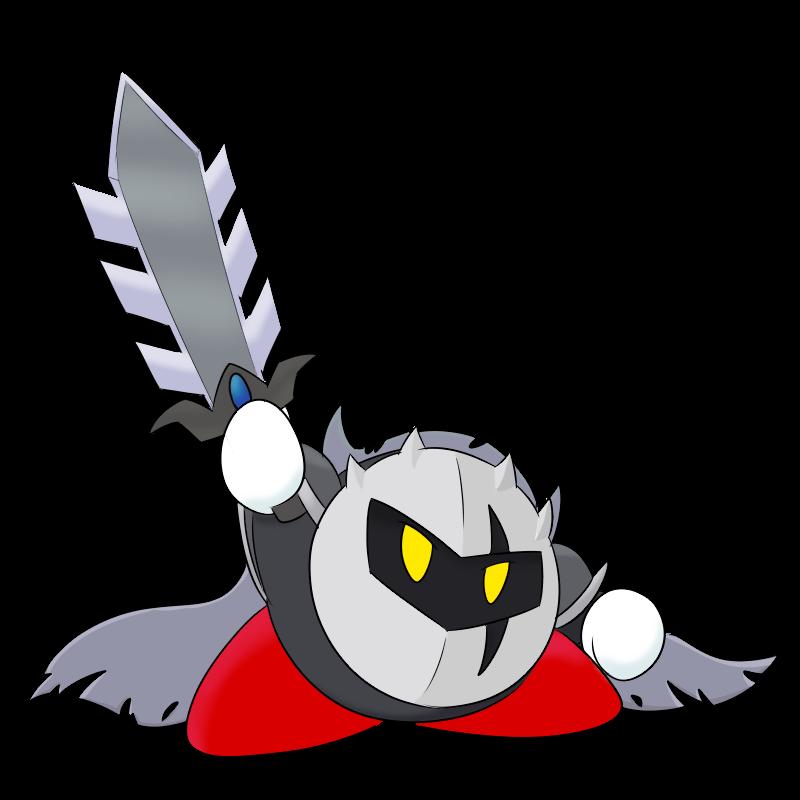 dark meta knight by enigmadoodles on deviantart