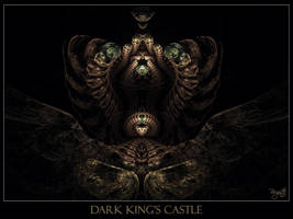 Dark King's Castle by Brigitte-Fredensborg