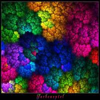 Farbenspiel by Brigitte-Fredensborg
