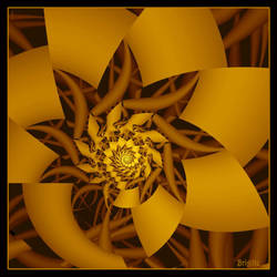 Sunflower by Brigitte-Fredensborg