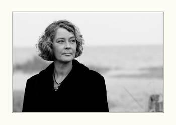 Portrait 10 by Brigitte-Fredensborg
