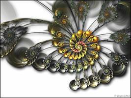This Flower by Brigitte-Fredensborg