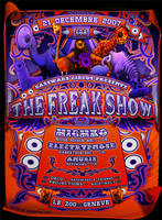 The Freak Show by donanubis