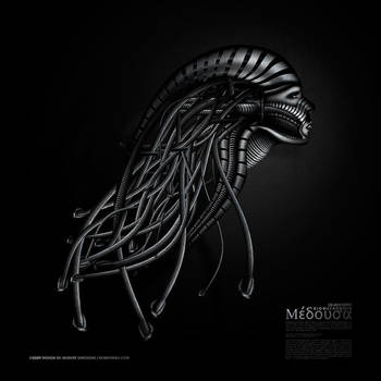::: BioMechanoid Medusa ::: by donanubis