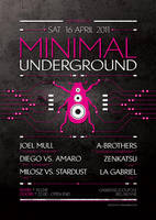 ::: Minimal Underground V ::: by donanubis