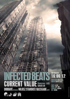 ::: Infected Beats II ::: by donanubis