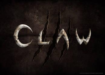 Claw - Metal Band - Logo by donanubis