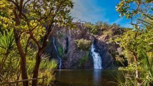 Wangi Falls by TarJakArt