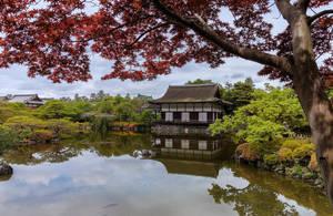 Heian Shrine by TarJakArt