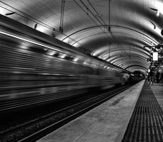 Trains by TarJakArt