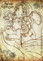 Gypsy by baka-shironeko