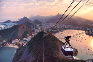Sugar Loaf Cable road by vlad-m