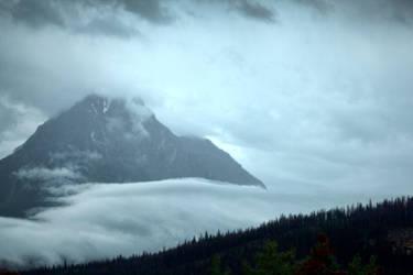 Entering Jasper National Park by vlad-m