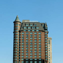 Inercontinental Hotel Montreal by vlad-m
