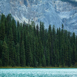 Emerald Lake Gradient by vlad-m