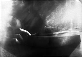 percees de lumiere by LostOneself