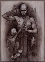 Muhammad and Jinni by Maria-Anatolievna