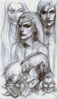 Dorian and Randall by Maria-Anatolievna