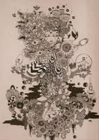 Untitled II (Flora) by nuhorizons18
