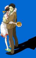 Saiga + Shibito Yukie by mamiuuuuuu