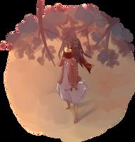 Mikasa by BottleWonderland