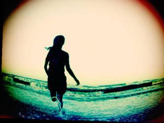 can't wait to swim by teelafpiya