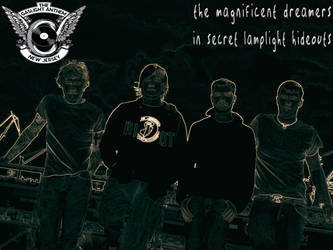 The Gaslight Anthem wallpaper by Lunar-Pilgrim