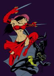 Batgirl by david-3000