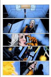 Teen Titans by david-3000