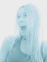 Mich Shock Blue by Creamedweasel
