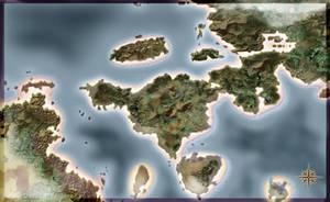 Blank fantasy map 09 02 by Sedeslav
