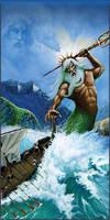 Poseidon by emocayos