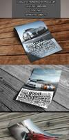 Realistic Paper/Poster Mock-ups by KILVAM