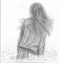 girl back by omier44