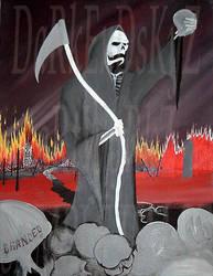A Grim Playground by ALWCustomDesign