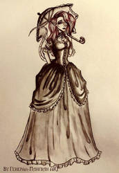 Agatha  GeteroClassic by DianaWinter