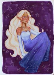 Allura the Space Princess by Krepf