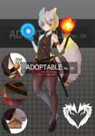 [OPEN] Adoptable Mimi No. 04 by crystalsky01