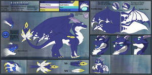 Lothar - Reference Sheet UPDATED by Fluffy-Lothar
