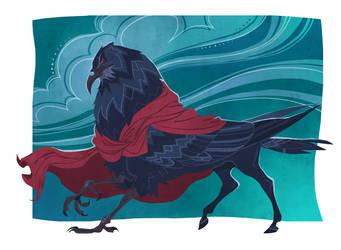 Hippogriff by Drkav