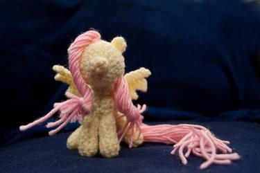 Crochet My Little Pony: Fluttershy by terriko