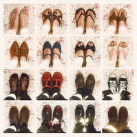 my shoes by Catliv