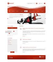 Redcord Polska Website by carl913