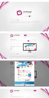 CarlDesign Website by carl913