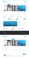 Azuro website by carl913