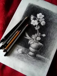 Apple blossom by PannaKosciotrupina