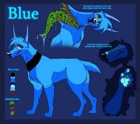 Blue refsheet 2015 by blueharuka