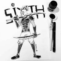SIXTH by N1NJAKEES